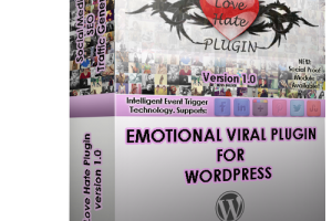 New WordPress Viral Plugin Powered by Human Emotions