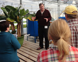 Innovative Aquaponics Farm to Host Experts, Students for February Class