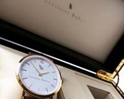 Lancaster Roberts Is A New Luxury Watch Company Launching Their 1st Collection Of Timepieces March 2015 on Kickstarter