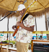 Yamaha Powers Sound at Dukes Waikiki Restaurant and Live Music Venue in Honolulu