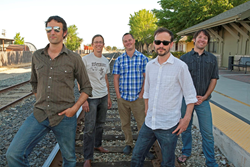 Hot Buttered Rum Brings Bluegrass Music to the First of 5 Saturday Nights of Outdoor Concerts for the 23rd Annual Summer Nights Festival at the Osher Marin JCC on July 11