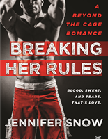 Contemporary Romance Author Jennifer Snow announces the release of her New MMA Romance Series through Penguin Random House.