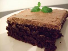 Vegan Cake Baking